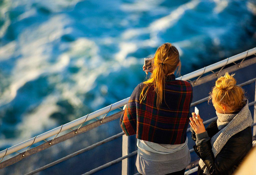 Marketing und Meer