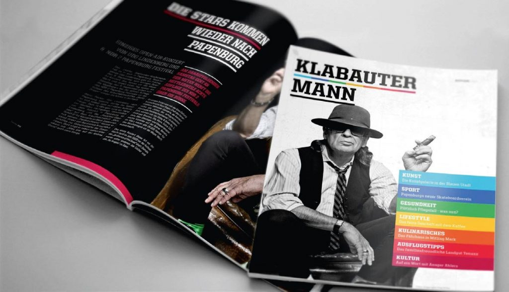 Klabautermann Magazin - Papenburger Stadtmagazin